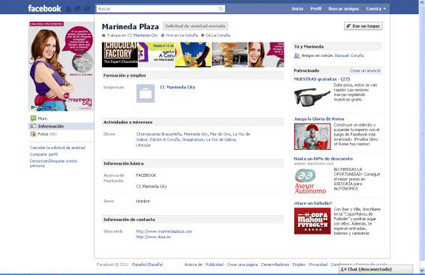 facebook marineda plaza
