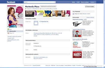 facebook marineda plaza