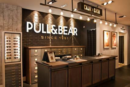 Pull & Bear estrena en A Coruña su nueva tienda 2.0