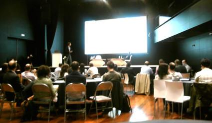 Resumen de la primera jornada (sesión de tarde) del B-web de A Coruña
