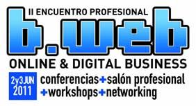 b-web logo