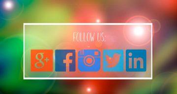 La moda de poner botones sociales en todas las webs