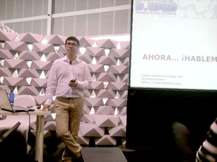 Resumen de la segunda jornada (sesión de mañana) del B-web de A Coruña