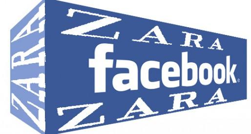 Zara pierde 1,6 millones de fans en Facebook, pero sigue en el top 30 mundial