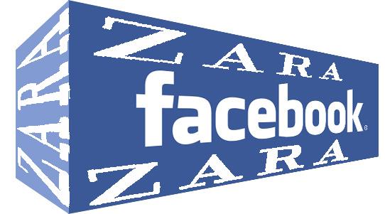 facebook zara