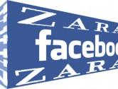 Zara supera los 20 millones de fans en Facebook y es la única marca española en el top 50 mundial