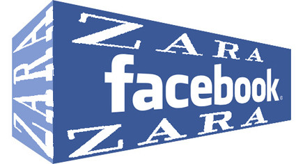 El extraño (y exitoso) caso de Zara en Facebook