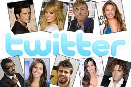 Dejad que los famosos se acerquen a Twitter