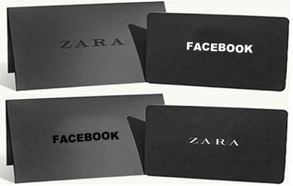 Zara, entre las 25 páginas de Facebook con más seguidores del mundo
