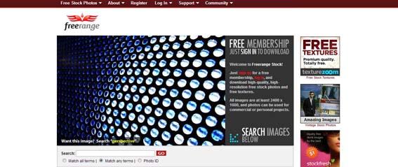 freerange stocks banco imagenes gratis