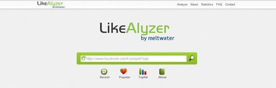 likealyzer facebook