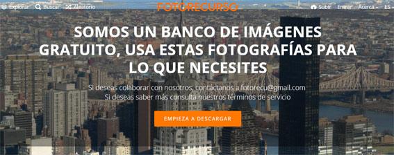 banco-de-imágenes-gratis-Fotorecurso