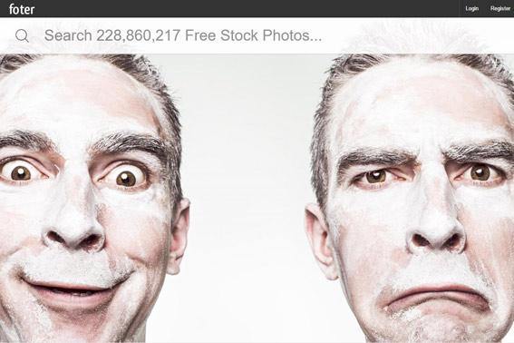 foter banco imágenes gratis