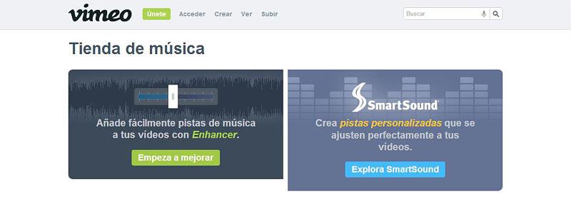 vimeo musica gratis
