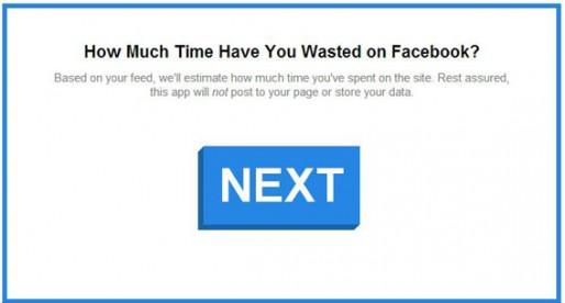 ¿Quieres saber cuánto tiempo has pasado en Facebook desde que te diste de alta?
