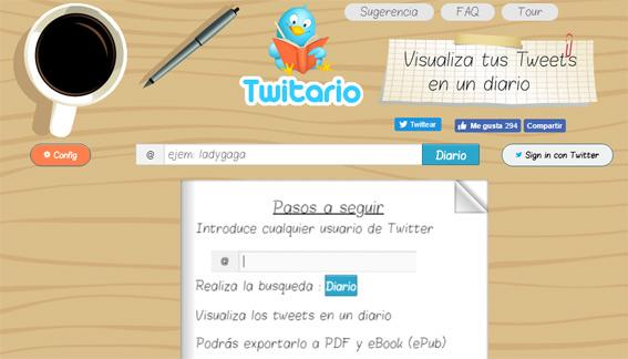 Twitario-Twitter-Diario-Visualiza-tus-tweets-aplicaciones-curiosas