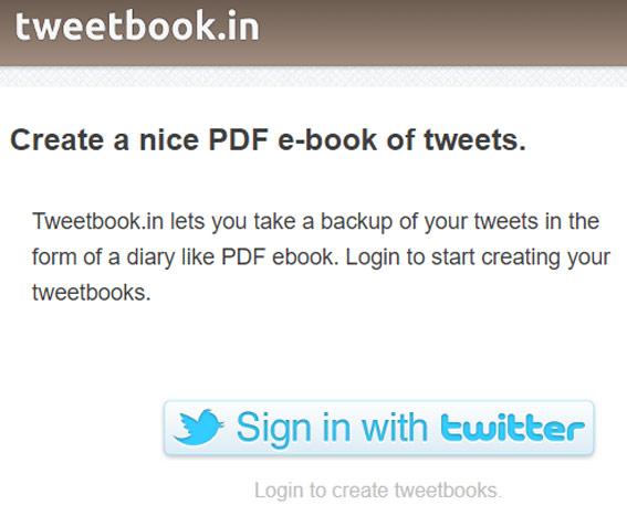 tweetbook-twitter aplicaciones-curiosas-extrañas