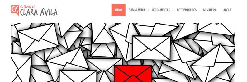 clara avila blog