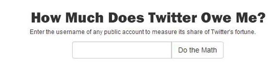 cuanto dinero te debe twitter