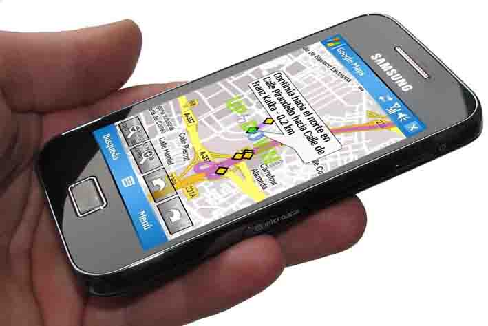 google maps movil