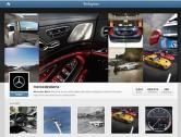 ¿Cómo consigue Mercedes Benz en Instagram más de 21.000 interacciones por foto?