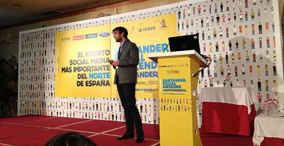 Fernando Belzunce, director de Innovación Editorial de Medios Regionales de Vocento