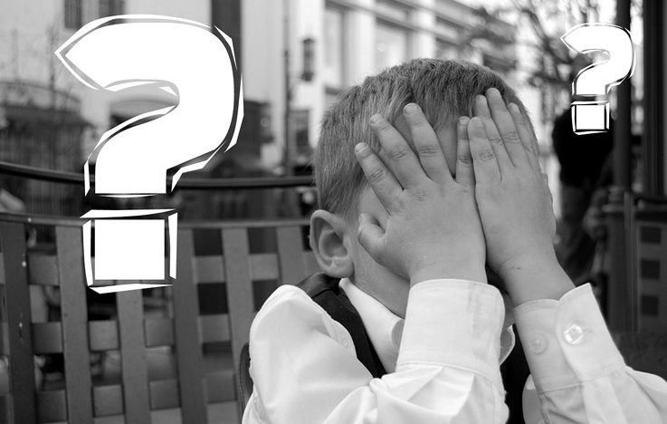 30 errores que cometemos en un blog, sobre todo al principio
