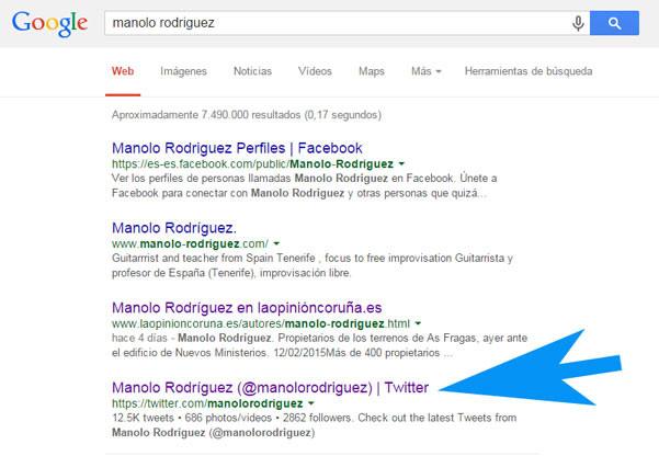 google-bio-manolo-rodriguez biografia twitter