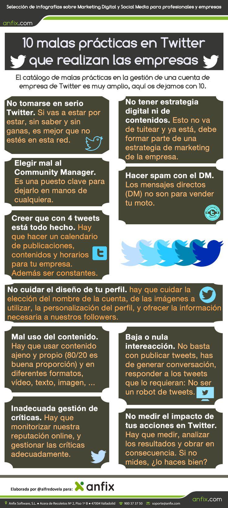 twitter-empresas infografia