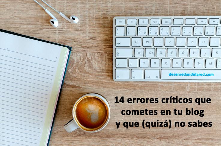 blog errores