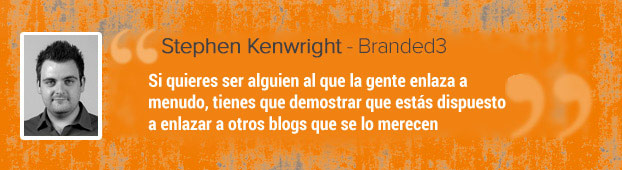 enlazar blog