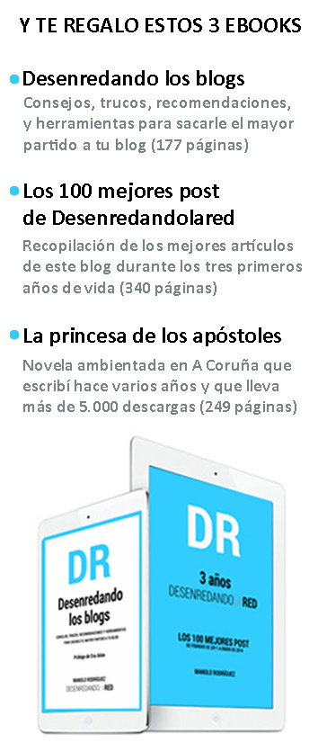 3 ebooks