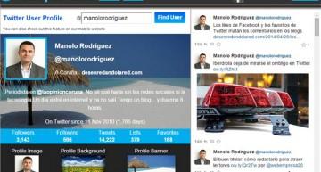 Twopcharts te hace un análisis completísimo y gratis de tu Twitter
