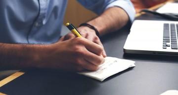 Cómo salvar el miedo a escribir (20 recomendaciones)