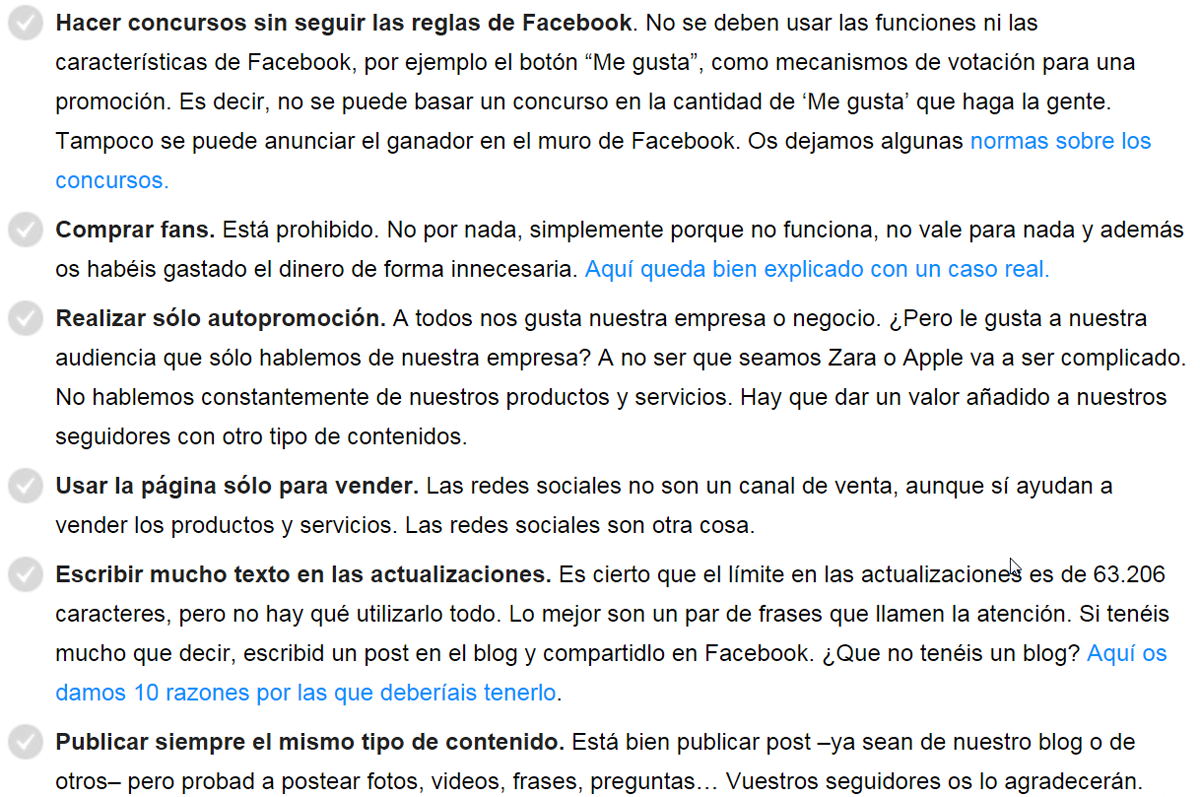 pagina facebook errores 3