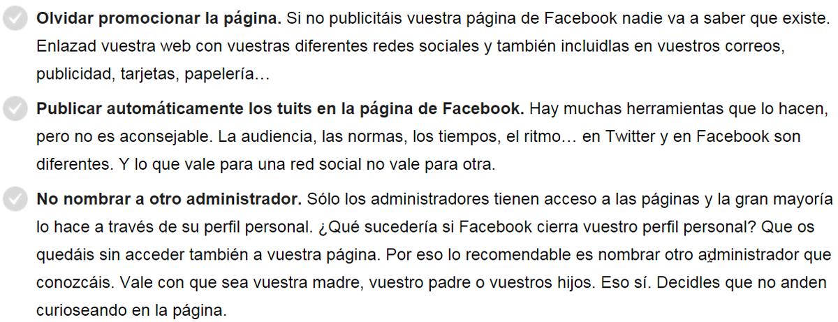 pagina facebook errores 6