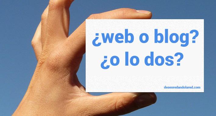 diferencias-blog-pagina web