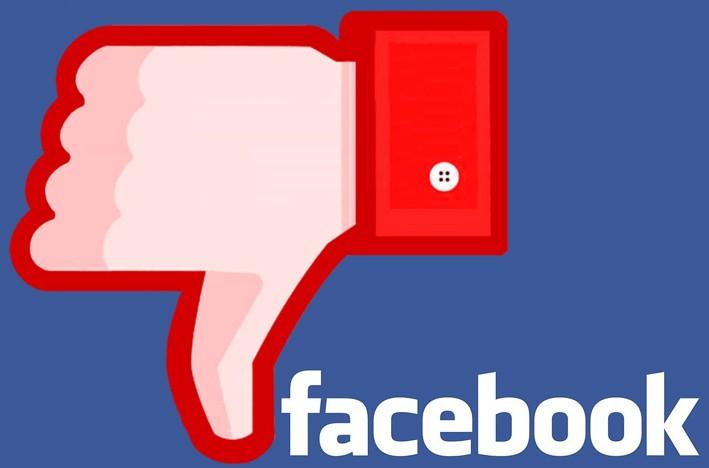 Facebook se cae demasiado últimamente