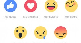 ¿Qué hay detrás de los 6 nuevos emoticones de Facebook?