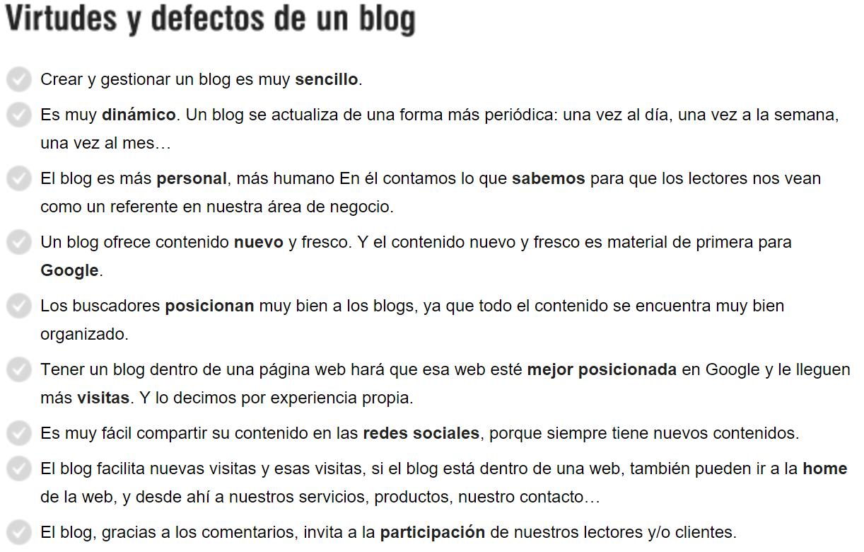 pagina web blog diferiencias 4