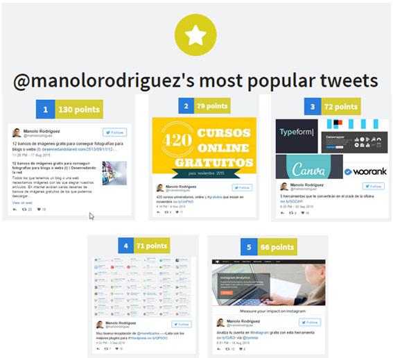 Lifeontwitter tweets mas populares