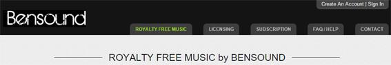 banco de musica gratis