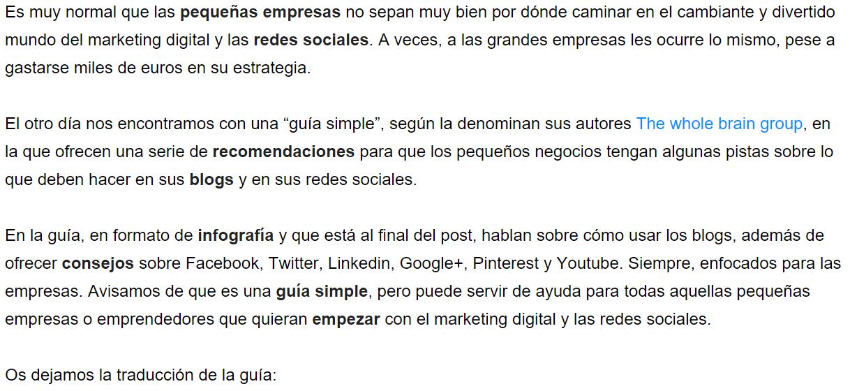 blog redes sociales consejos 2
