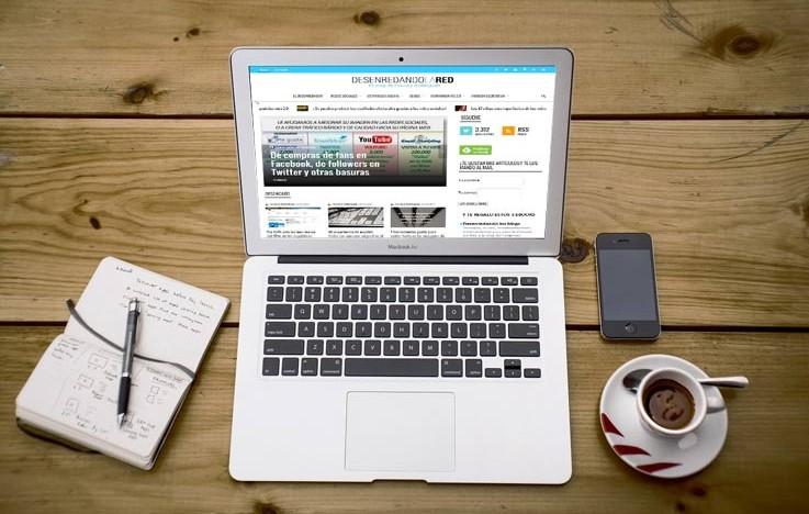 Los 10 post más leídos de Desenredando la red en 2015 y otros datos interesantes del blog