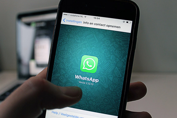 whatsapp españa uso internet