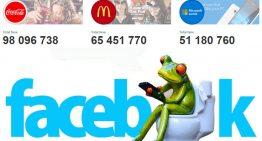 Las 10 marcas con más fans en Facebook superan los 500 millones de seguidores