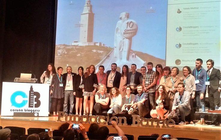#CoruñaBloggers o cómo ser 11 horas Trending Topic y no morir en el intento