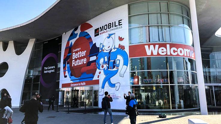 Mi experiencia en el Mobile World Congress en 30 tuits