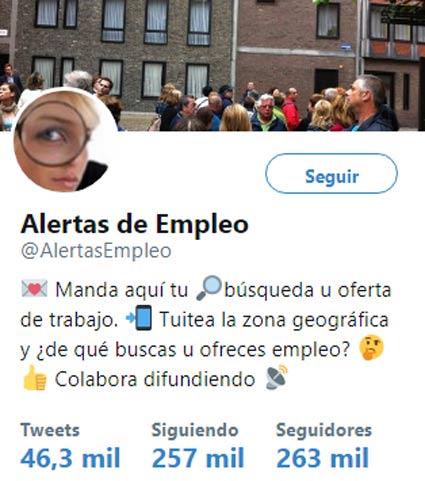 infoempleo twitter ofertas de trabajo y empleo