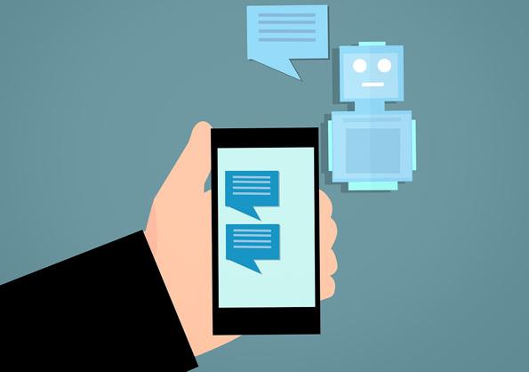 chatbot herramientas-marketing-digital